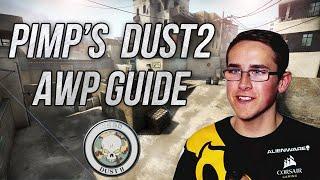 CS:GO - Dignitas Pimp CS:GO AWP Guide (de_dust2)