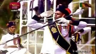 3rd Victory Parade - Sri Lanka Army Band - Anjula De Soysa