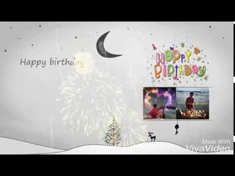 HAPPY BIRTHDAY PAVAN KUMAR VALIGE