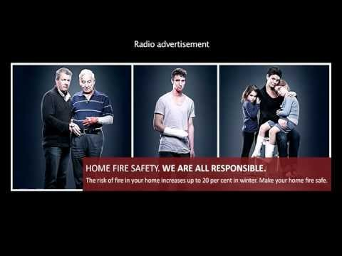 Home Fire Safety 2013 Radio Ad - YouTube