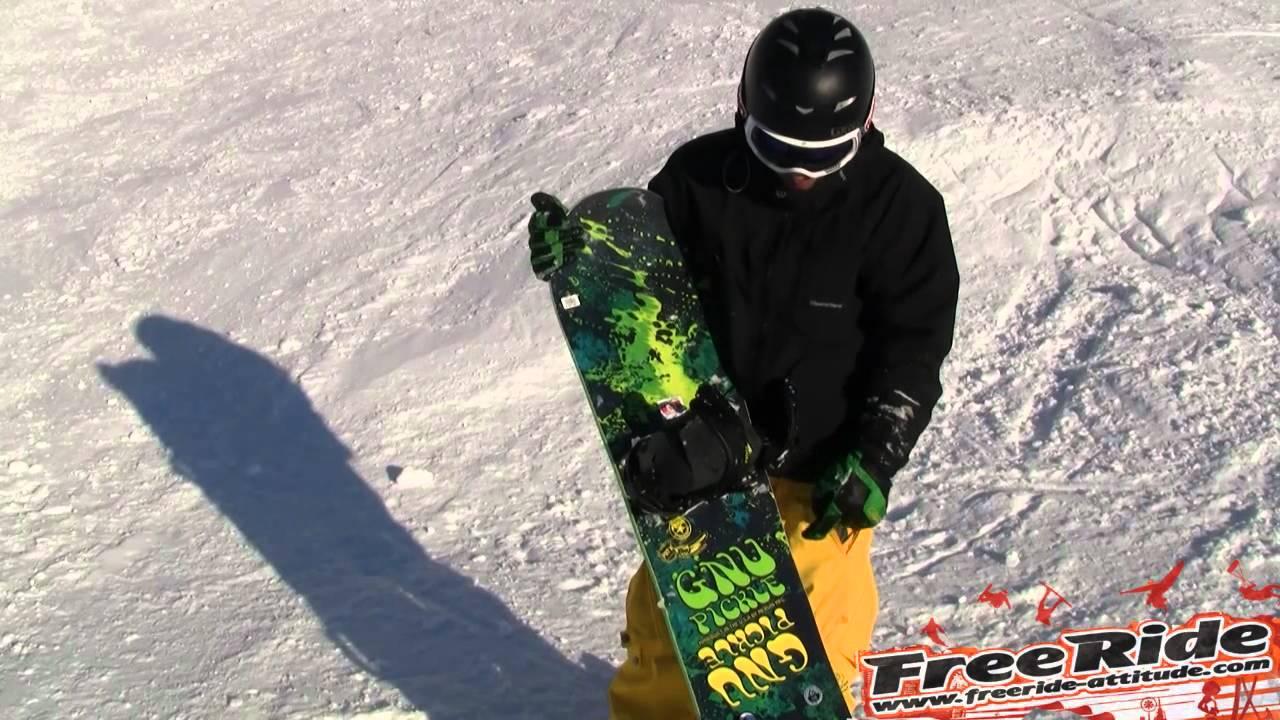 GNU Ladies Pickle PBTX Snowboard - Women's 2014 | evo outlet