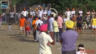 PINDI (Amritsar) Kabaddi Tournament - 9th October, 2014 Part || HD || Part 1st.