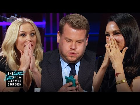 Spill Your Guts or Fill Your Guts w/ Mila Kunis & Christina Applegate ...