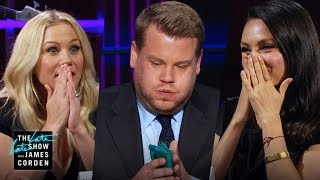 Spill Your Guts or Fill Your Guts w/ Mila Kunis & Christina Applegate by : The Late Late Show with James Corden