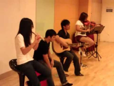 Monash Music Club Group Performance 1