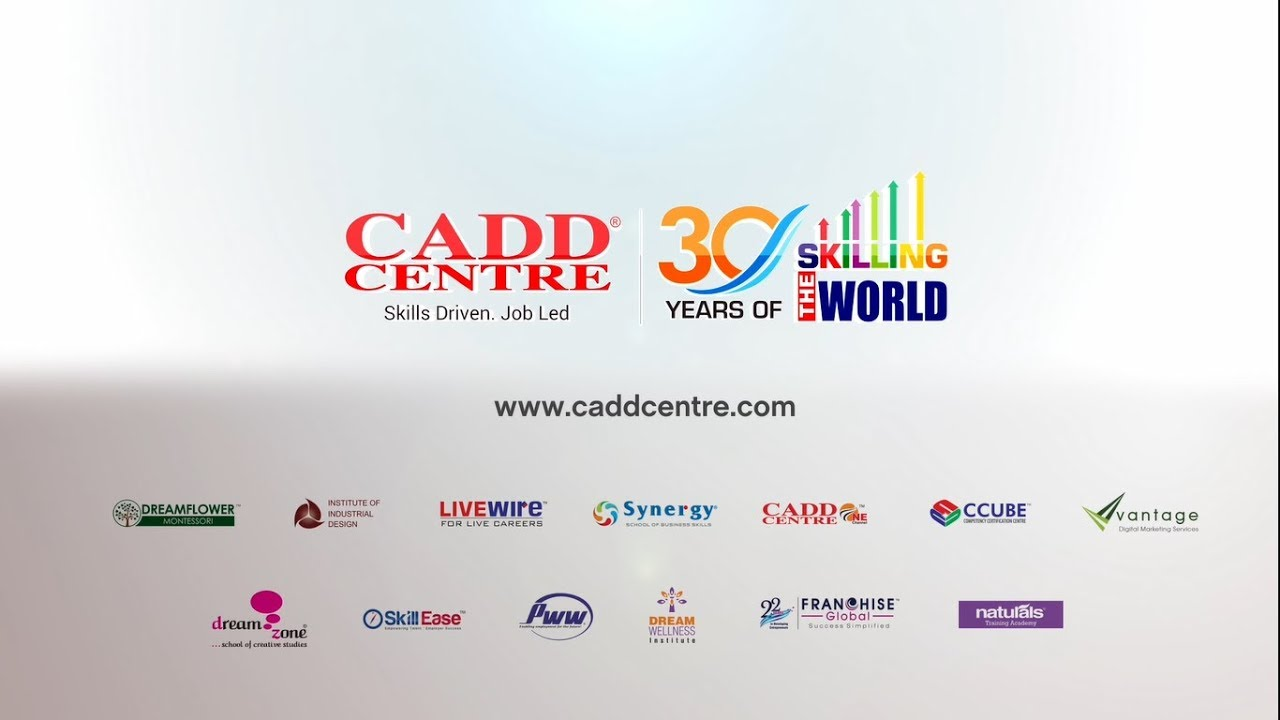 30 Years Of Cadd Education