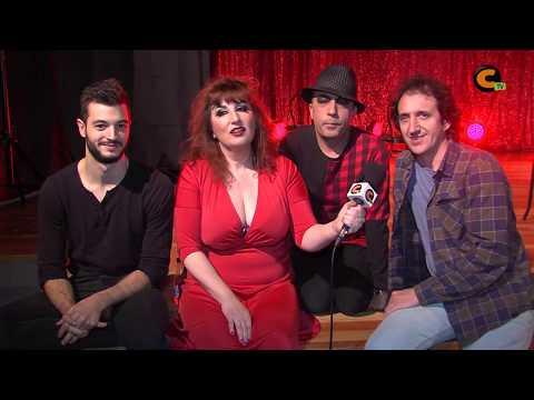 Dosis de humor 'somarda' con Cabaret Shanghai