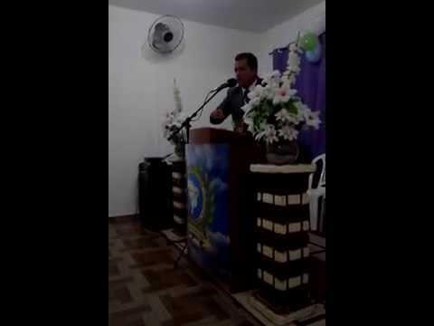 Pastor Leonardo Araújo - Ministração no Culto ADCR Grotão