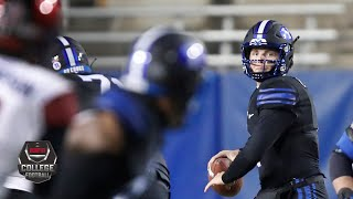 Watch highlights of zach wilson and the no. 18 byu cougars as they look to bounce back from their first loss in 2020 college football season against ...