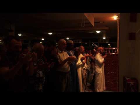 Witrgebet 27. Ramadannacht im IZDB e.V. صلاة الوتر ليلة 27 من رمضان