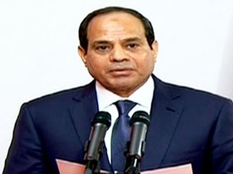 New Egypt President Sworn In, Urges Stability