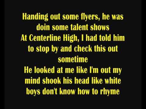 Eminem  Yellow Brick Road  Lyrics