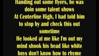 Eminem - Yellow Brick Road - Lyrics