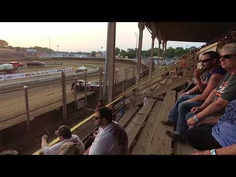 Belle Clair Speedway Pro Mod Heat Race