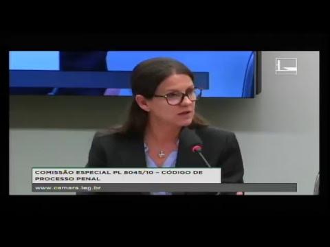 PL 8045/10 - CÓDIGO DE PROCESSO PENAL - Audiência Pública - 18/04/2017 - 14:48