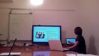 Svetlana Radakovic - TEFL Course presentation on Suggestopedia