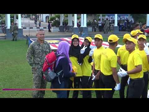 Perbarisan Kemerdekaan 2017 Politeknik Ungku Omar