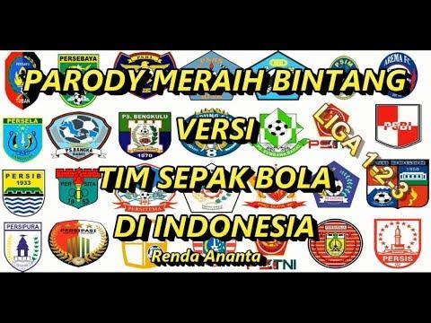 Parody Meraih Bintang Versi Tim Sepak Bola di Indonesia