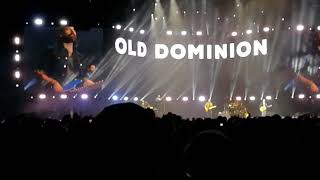 Old Dominion - Song for Another Time (C2C - Country to Country 2018, London)