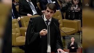 Advogado de 18 anos é o mais jovem a fazer sustentação no STF