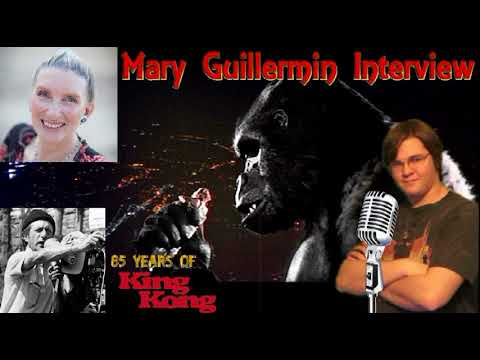 with Mary Guillermin on King Kong 1976 & John Guillermin 85YearsOfKong