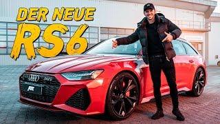 Der neue Audi RS6 ist da!   Daniel Abt