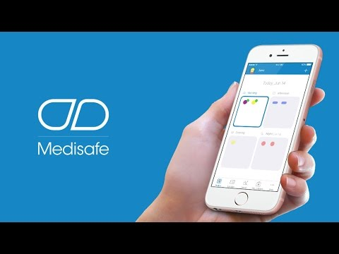 How To Manage Your Medications - IPhone Medisafe App