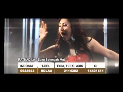 Ratna Dilla Suka 1/2 Mati single 2012 dangdut R N B