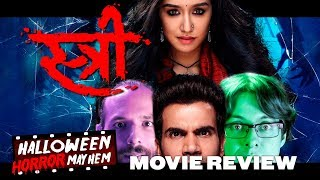 Stree (2018) - Movie Review