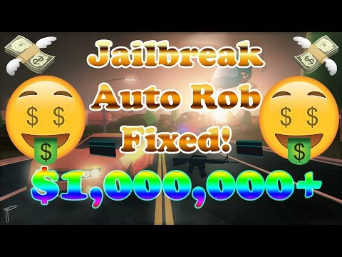 how to get unlimited money on roblox jailbreak