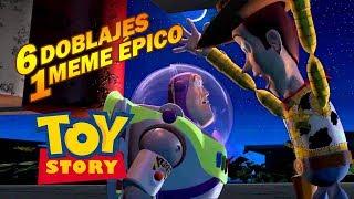 Ти-іграшка, Toy Story - 6 Озвучку 1 Мем Епічний (реакції, критики і пародій)