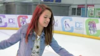 הבנים והבנות 2016:  היא רק רוצה לרקוד - קליפ על הקרח של בר ונדב