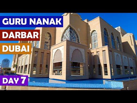 Dubai Gurudwara | Guru Nanak Darbar Dubai | Day 7 | Tales of Poorat