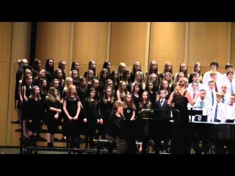 Nature Hill School 2014 choir