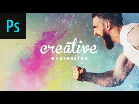 How to Creatively Express Yourself in Photoshop