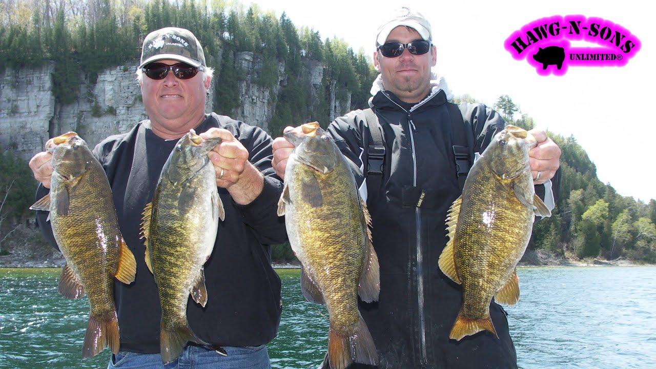 Catching smallmouth bass fishing sturgeon bay epic for Wisconsin fishing tournaments