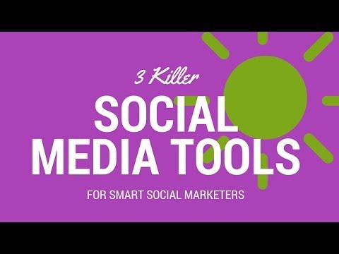 Social Media Marketing Tools For Business