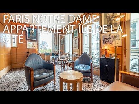 Appartement à vendre Paris 75004 - Île de la Cite - Notre Dame - ref : 91234ZDV75
