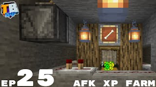 AFK XP Farming And My First Scam - Truly Bedrock Season 2 Minecraft SMP Episode 25