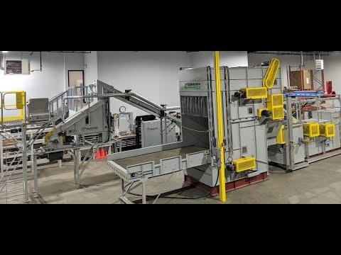 Commercial HempTrain™ Advanced Hemp Processing Plant: Unlocking High-Value Markets!