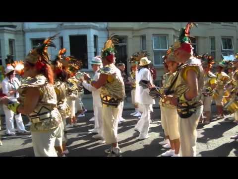 Carnaval de Londres 2013 - Partie 1