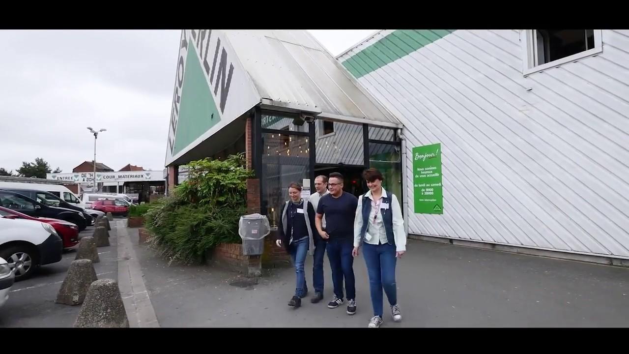 Helloflo - Film web docu : Inside Leroy Merlin Tourcoing Episode 2 83215