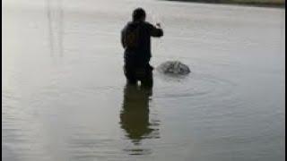Рыбалка на озере Чалпан ч 1 День рождения Оли