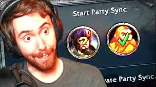 Asmongold Reacts To Party Sync Review Patch 8.2.5 By Bellulargaming