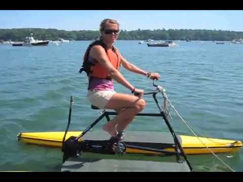 Hydrobikes in South Freeport, Maine