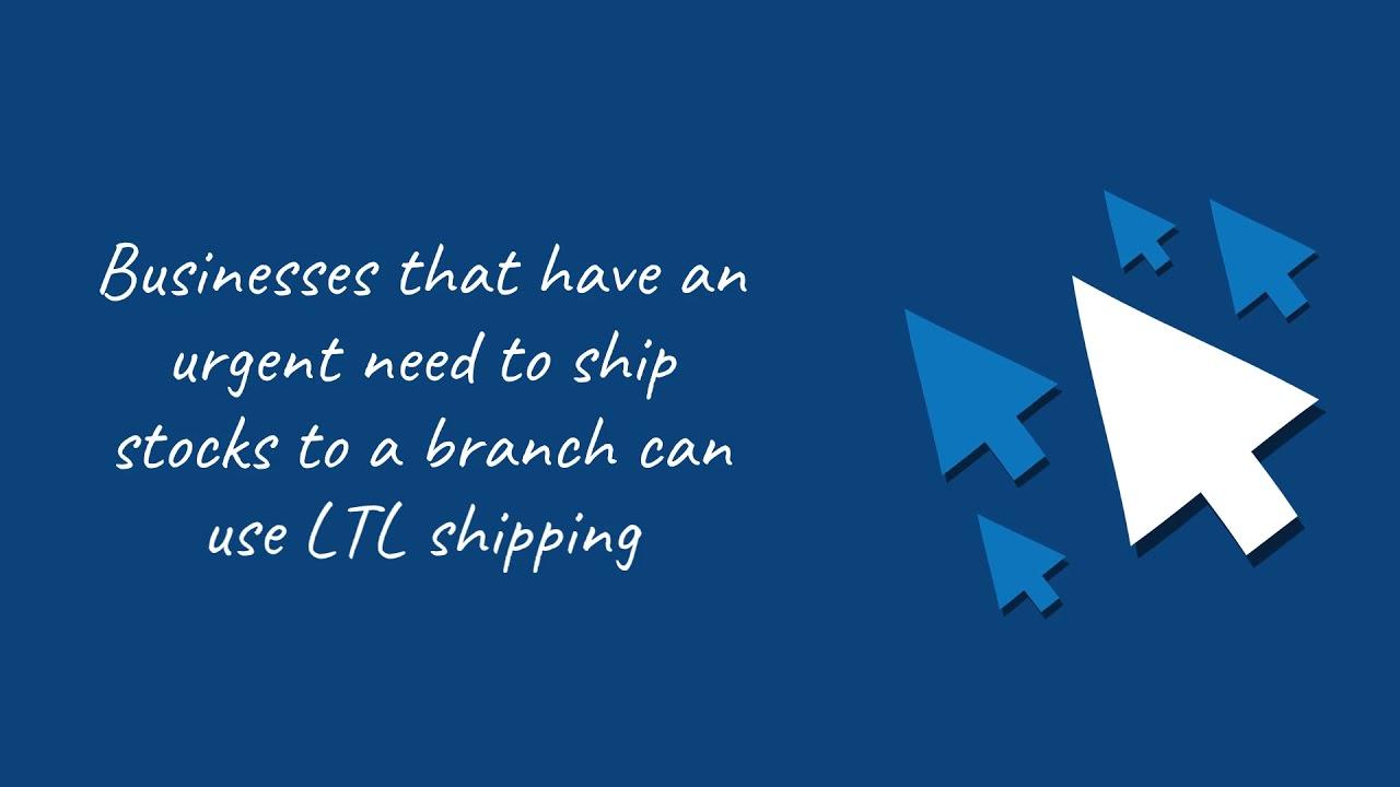 Is LTL Transport Right for My Business   RoadLINX