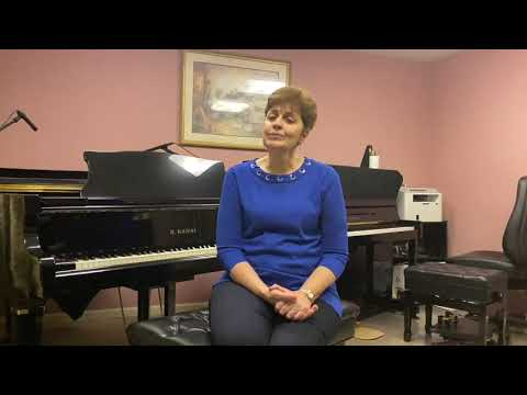 Piano Teacher Initial Interview With The Perspective Student