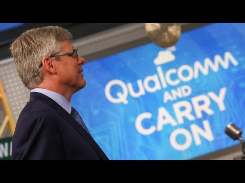 Qualcomm CEO Steve Mollenkopf on Qualcomm-Apple settlement