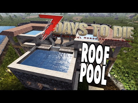 Let's Build a Pool | 7 Days to Die | S09E89