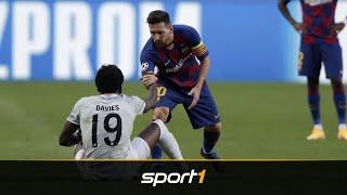Abgeblitzt! Messi verweigerte Davies Trikottausch | SPORT1 - DER TAG